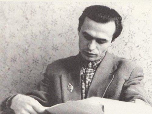 Життєвий шлях Василя Симоненка