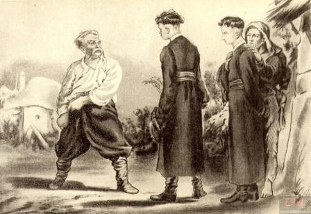 """""""Тарас Бульба"""" Миколи Гоголя скорочено"""