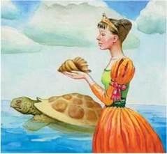 Чому в морі є перли і мушлі?