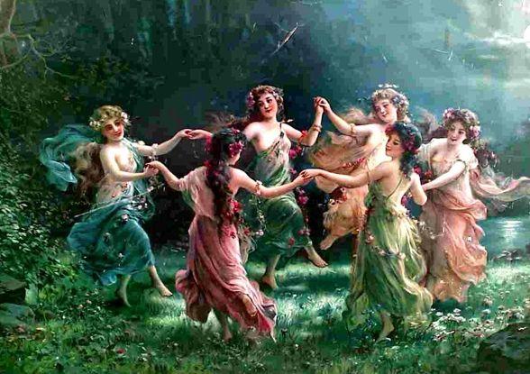 10 найвідоміших українських міфічних істот: ілюстрації