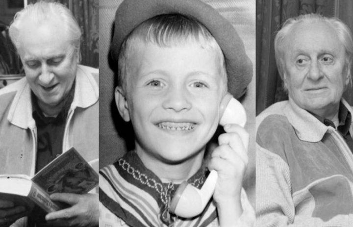 Всеволод Нестайко: про дитинство і дорослішання
