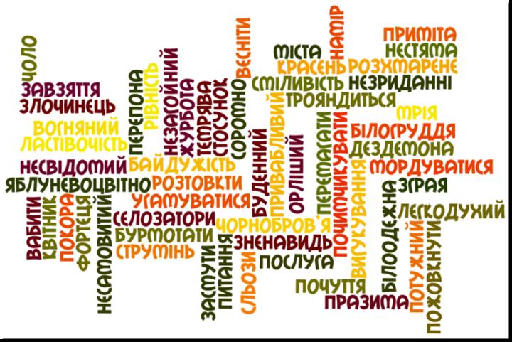 Неологізми: коли бракувало слів, письменники створювали нові